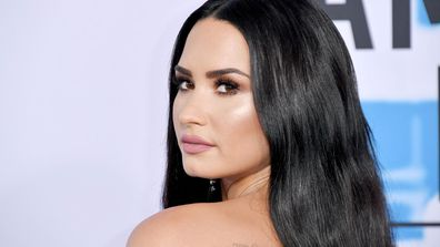Demi Lovato has a few words for President Trump.
