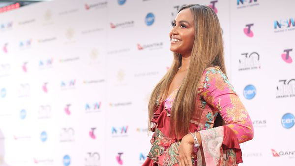 Jessica Mauboy in Romance Was Born. Image: Getty