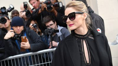 "<p><a href=""http://oliviapalermo.com/"" draggable=""false"" target=""_blank"">It girl Olivia Palermo</a> is known and admired for her fashion flair, but in recent times she's become something of a beauty icon as well.</p> <p>Yes, she's a knock-out, but it's not just her perfect pixie-like features or those gorgeous honey-blonde locks that's catching our attention. No, it's the fact that she's opting to wear makeup and hair her way and what a way that is. Take this shot for example. It's Olivia rocking a killer glossy fuchsia lipstick - when everyone else is wearing matte.</p> <p>And that's not the only beauty rules she's broken of late. Scroll through to see just what we mean.</p>"