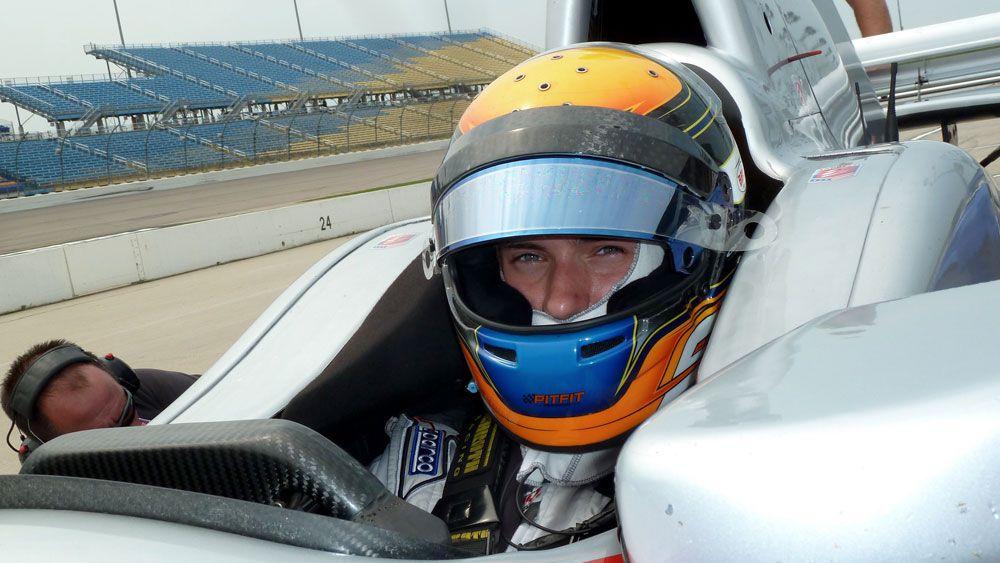 Matt Brabham. (AAP)