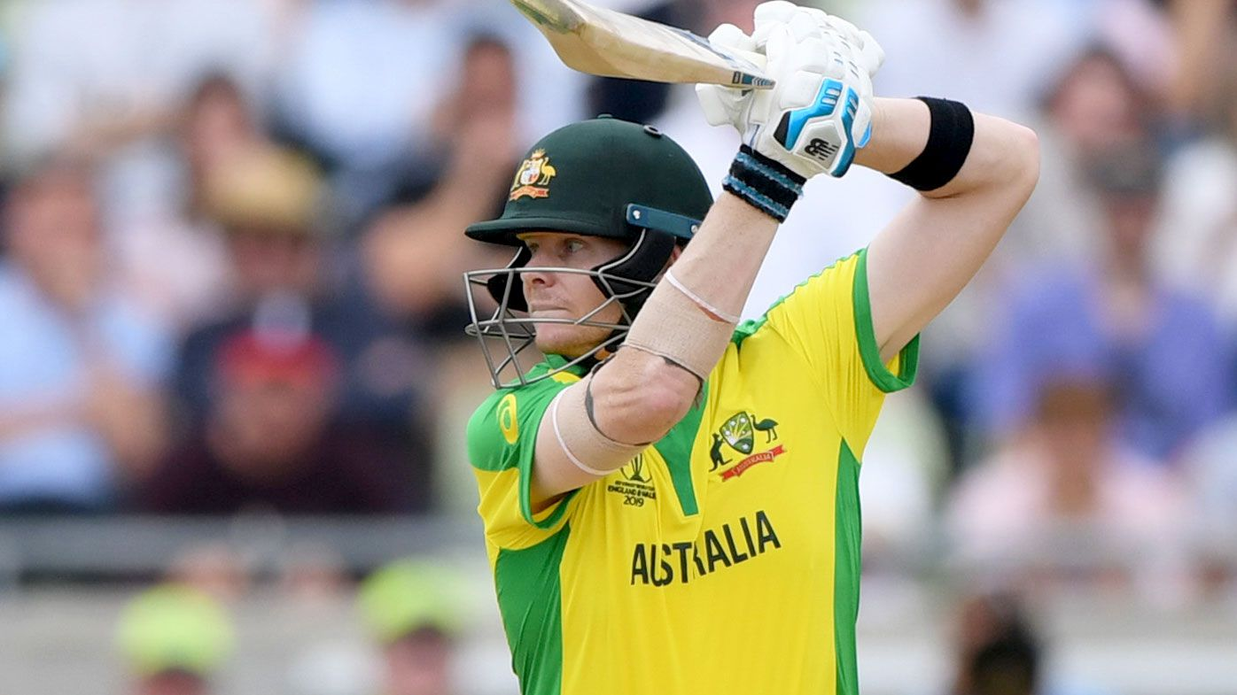 Steve Smith demonstrates leadership qualities in 85 against England