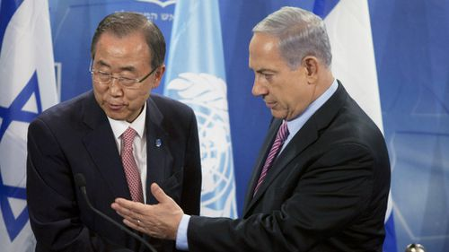 'Stop fighting and start talking' UN chief tells Israel and Palestinians