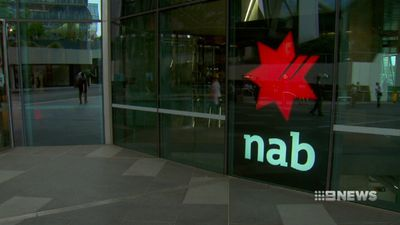 NAB's chairman defends executive pay packets at AGM