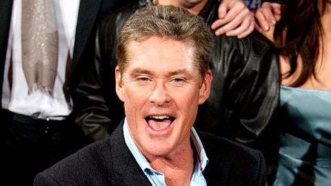 David Hasselhoff leads the cast of the next Celebrity Apprentice