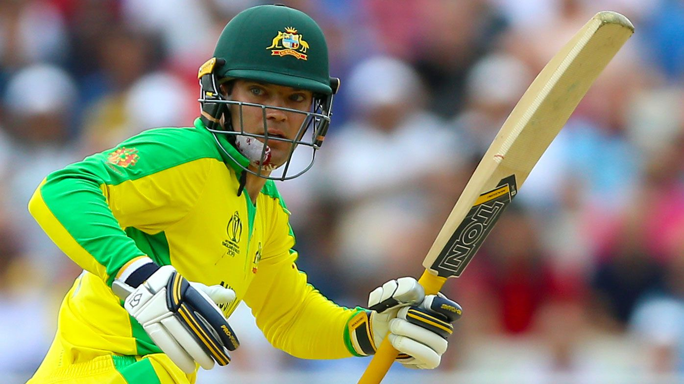 Wicketkeeper Alex Carey good enough to bat in Test top six, says Mark Taylor