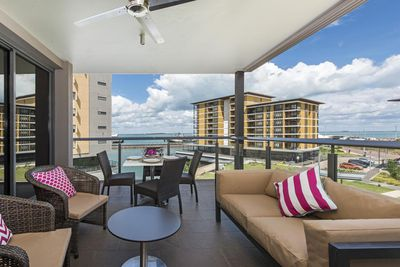 <strong>Darwin Waterfront Luxury Suites</strong>
