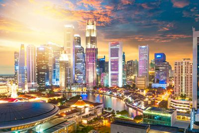 3. Singapore