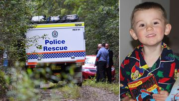 William Tyrrell home