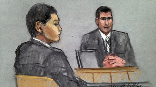 Friend stole 'Boston bomber' backpack from under police noses