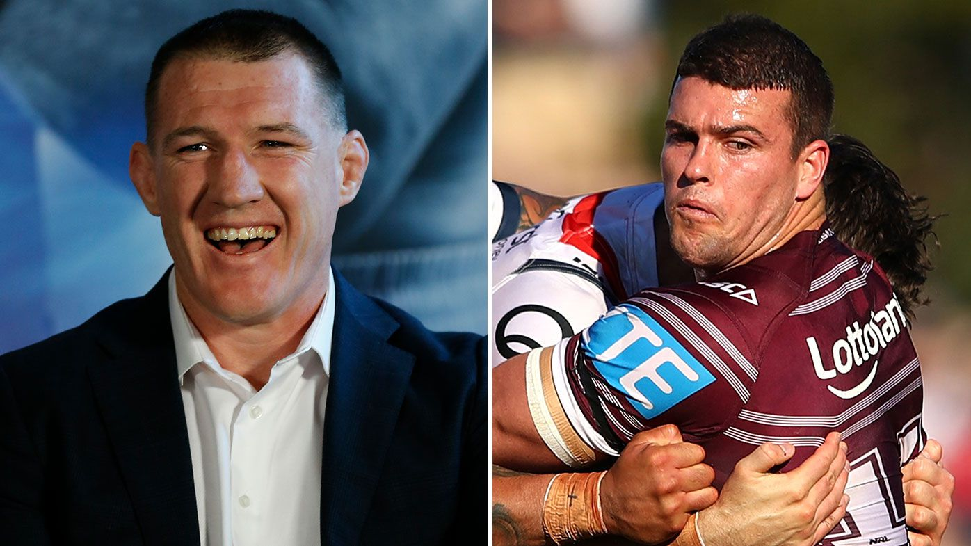 'I've got bigger fish to fry': Paul Gallen rubbishes talk of a fight with Darcy Lussick