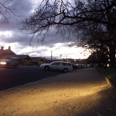 Keppel Street, the area where Janine Vaughan  is alleged to have stepped into a car after leaving the Metro Nightclub.