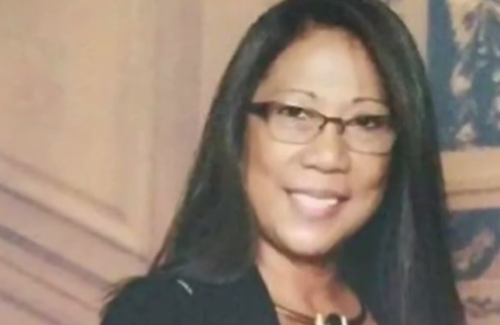 Ms Danely is not a suspect in the Las Vegas massacre. (9NEWS)