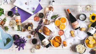 The Vineful wine spread