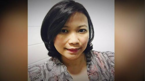 Jovi Pilapil was on a first date with Keith Collins at a restaurant in the Hornsby shopping centre last year when they were attacked.