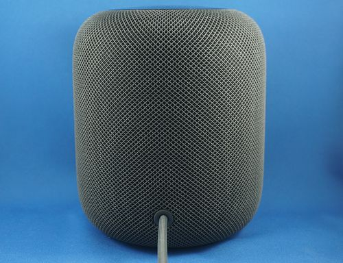 The Apple HomePod goes on sale this Friday.