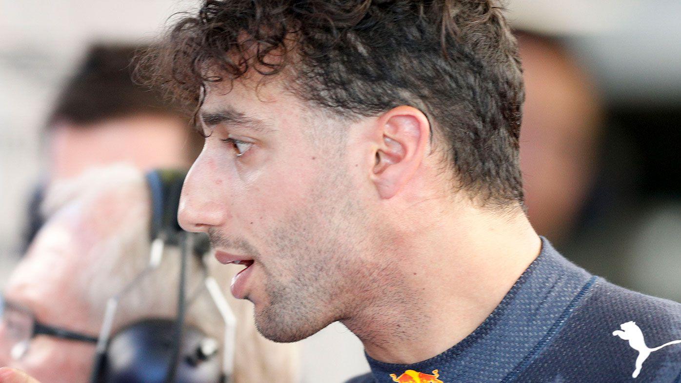Ricciardo slams officials over penalty