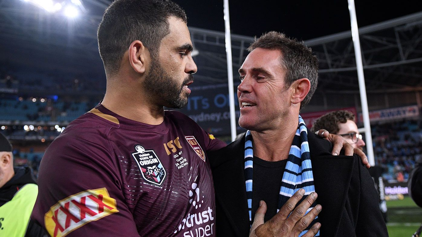 Brad Fittler's NSW Origin regret over Greg Inglis as rugby league great retires