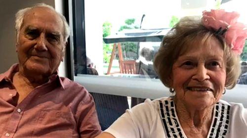 Kathie Melocco parents aged care coronavirus