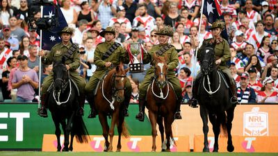 Anzac Day 2018 in pictures