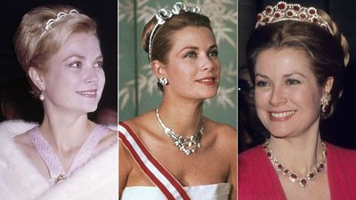 Princess Grace of Monaco's best jewellery moments