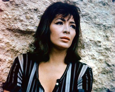 Juliette Greco in 1965