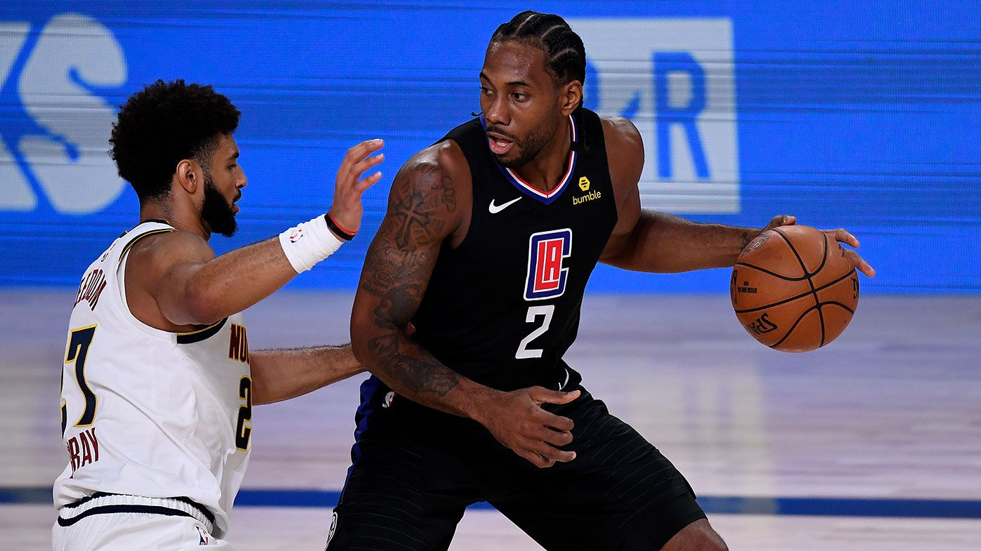 Kawhi Leonard dominates, LA Clippers rout Denver Nuggets in Game 1