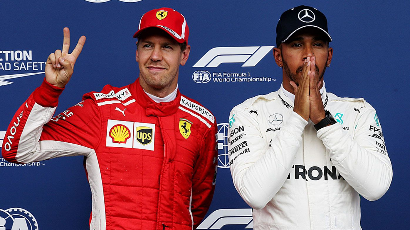 Lewis Hamilton snatches Belgian Grand Prix pole, Daniel Ricciardo to start from eighth on the grid