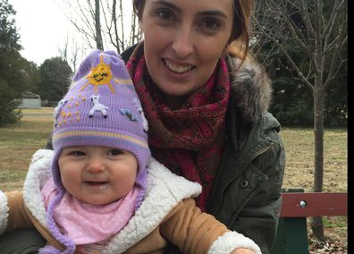 Sam Abarca's ulcerative colitis got worse when she was pregnant. A new drug called Golimumab, branded as Simponi is now on the PBS, offering hope for patients.