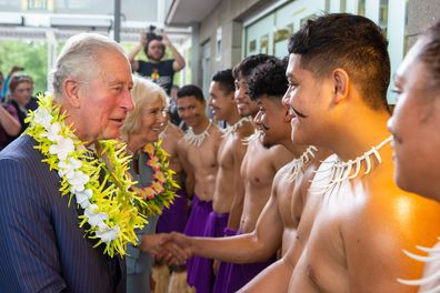 Royal tour New Zealand: Prince Charles and Camilla begin eight-day visit