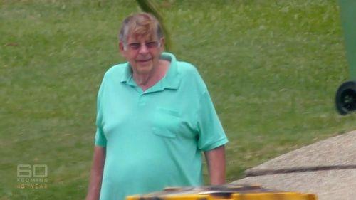 Daruk staff carer Christiaan Beullens has been accused of sexual assault. (60 Minutes)