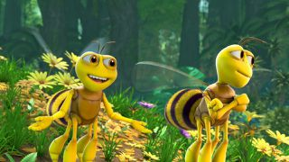 Munki the Bee/Midnight Run/Rocky Rescue