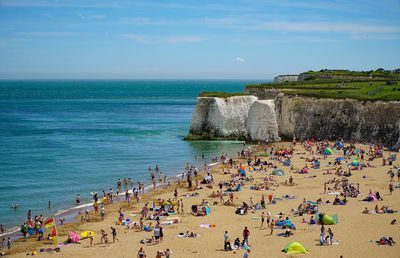 12. Margate Beach, Kent, England - 265 pictures per metre