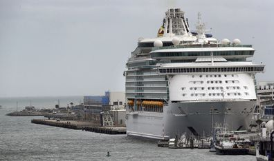 Royal Caribbean have suspended their cruises for 30 days due to coronavirus.