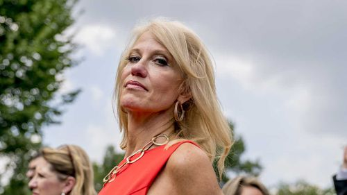 White House counsellor Kellyanne Conway.