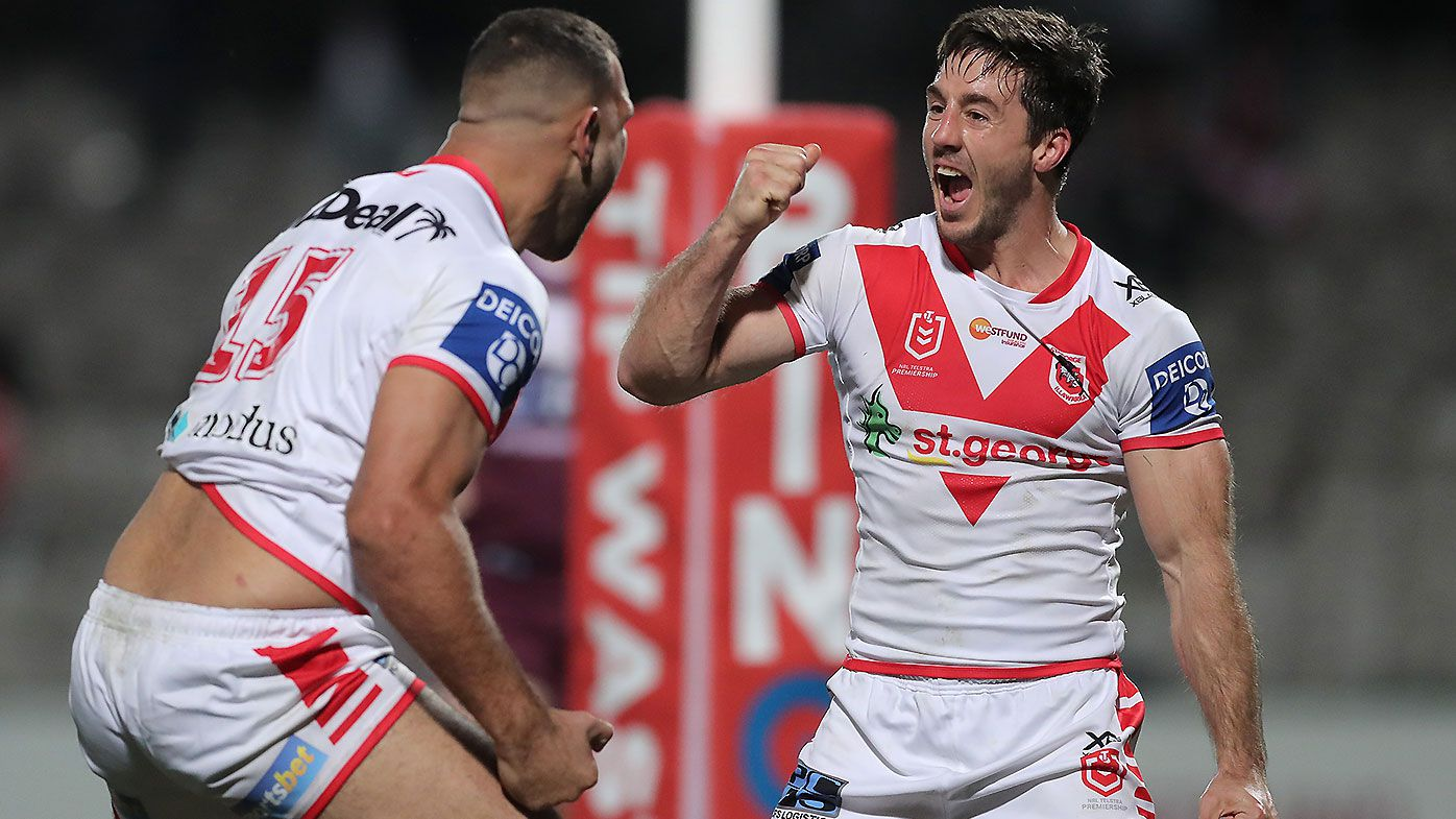 Cameron McInnes explains how Ben Hunt switch has unlocked Dragons' offensive game