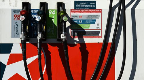 The ACCC probe is set to kick off later this year, and will scrutinise the petrol price cycle across the nation. (AAP)