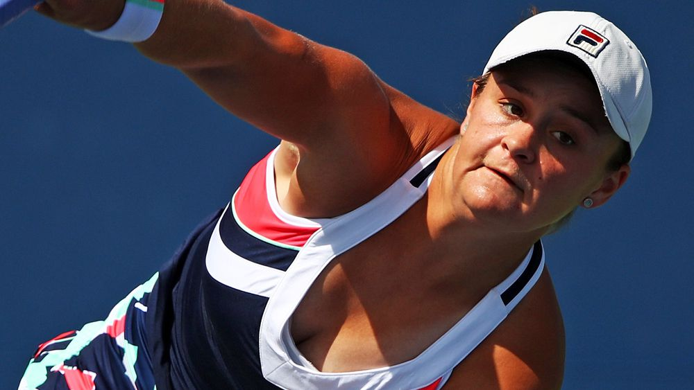 US Open: Ash Barty defeated by American Sloane Stephens, but set for rankings rise