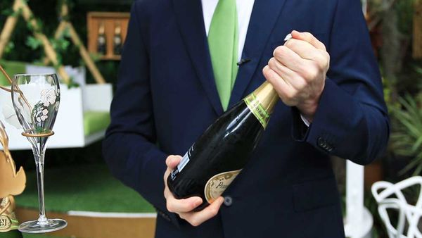 Chris Sheehy on how to open Champagne