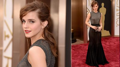 Emma Watson weaves her magic on the red carpet.