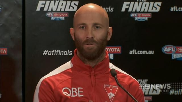 Longmire wants Carey on call for AFL tie