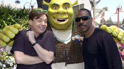 Which Hollywood A-lister rejected <i>Shrek</i> because they didn't want to 'look like an ogre'?