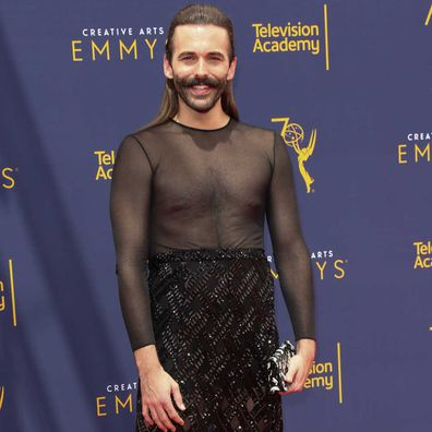 Jonathan Van Ness from Queer Eye For The Straight Guy