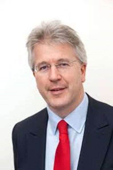 Headteacher (principal) Ben Thomas.