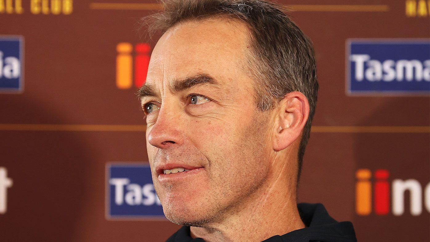 Alastair Clarkson to help Tasmania's bid for standalone 19th team in advisory role