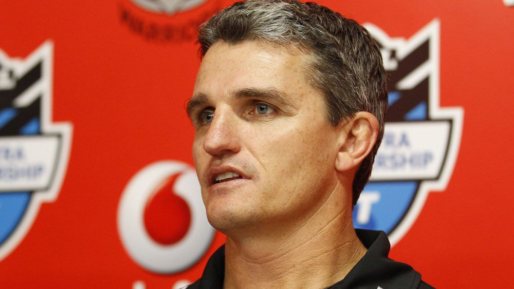 Former NRL coach Ivan Cleary.