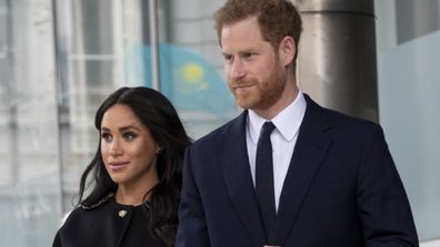 The Duke and Duchess of Sussex have paid tribute to victims of Friday's mosque shooting in Christchurch.