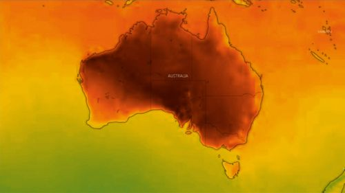 Australia is bracing for a scorching end to 2018.