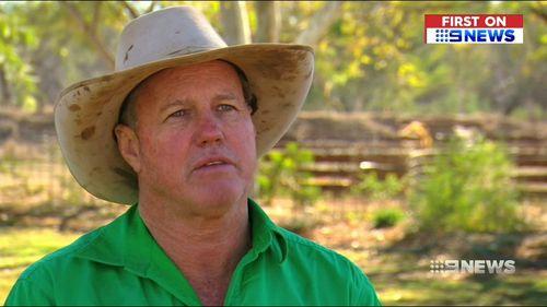 Scott Sargood says selling breeding stock is devastating for farmers.