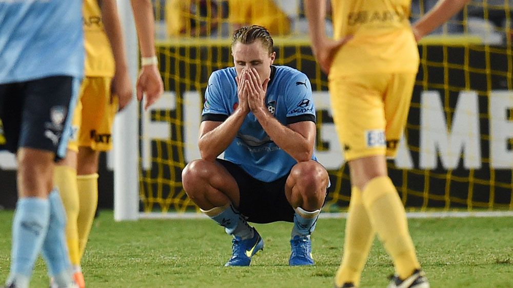 Mariners hold Sydney FC to A-League draw