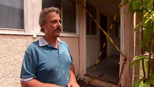 Ray Beetz says he is battling CommInsure over his house repairs.